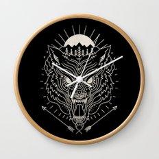 BEAST MODE Wall Clock