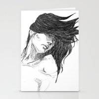Windswept Stationery Cards