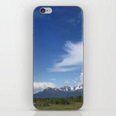 Knik River iPhone & iPod Skin