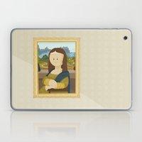 Gioconda By Leonardo Da … Laptop & iPad Skin