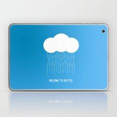 Simplistic Seattle  Laptop & iPad Skin