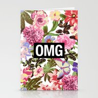 OMG Stationery Cards