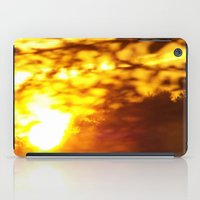 Crepusular Light iPad Case