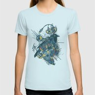T-shirt featuring Bluebird by Tracie Andrews