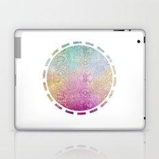 SUMMER CIRCLE Laptop & iPad Skin