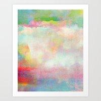 Untitled 20120222n (Clou… Art Print