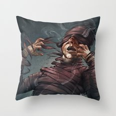 Changes in the Tide Throw Pillow
