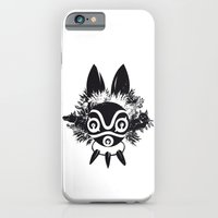 iPhone & iPod Case featuring MONONOKE by kravic