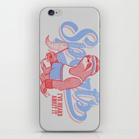 Sports? iPhone & iPod Skin