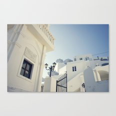 for chic walls Canvas Print