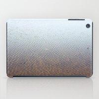 Silent water iPad Case