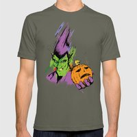 The Green Goblin Mens Fitted Tee Lieutenant SMALL