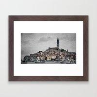Lost City Framed Art Print