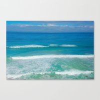 Cleansing Bliss Canvas Print