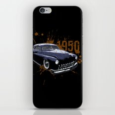 The King of Cool iPhone & iPod Skin