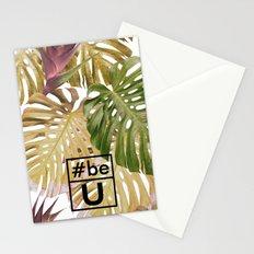 Be U Stationery Cards