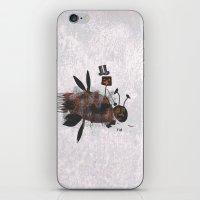 Bee Fighter iPhone & iPod Skin