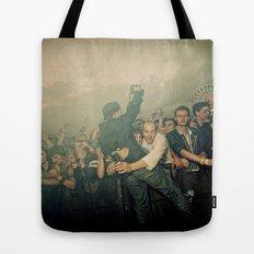 The Shot Tote Bag