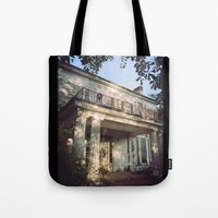 The House On Reese Road  Tote Bag