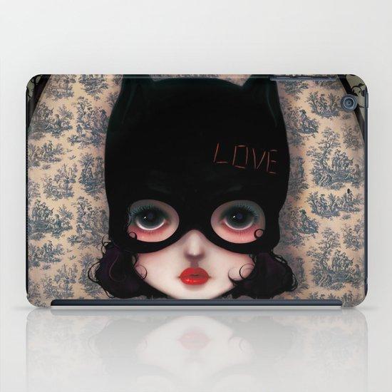 Coleslaw my love iPad Case