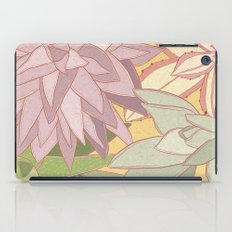 Succulents iPad Case