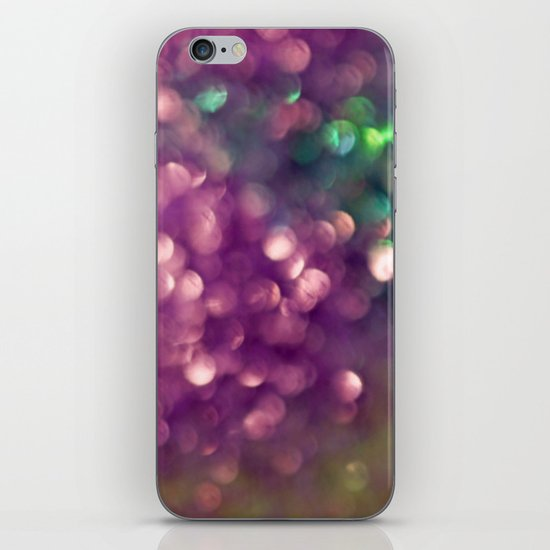 Muscadine Wine iPhone & iPod Skin