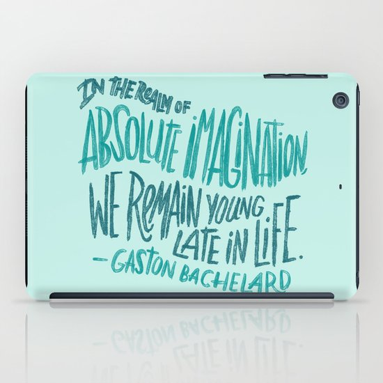 Absolute Imagination iPad Case
