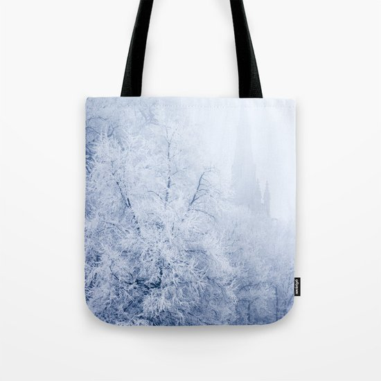 Inspired Trees Tote Bag