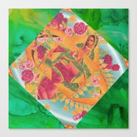 Our Lady Of Guadalupe II Canvas Print