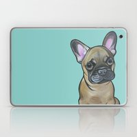 Armand the Frenchie Pup Laptop & iPad Skin