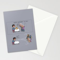Super Birthday Stationery Cards