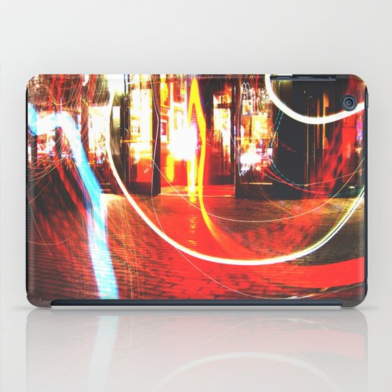 Bos ton at Night iPad Case