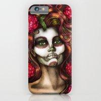 Victoria Rose iPhone 6 Slim Case