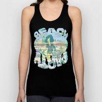 Beach Party Unisex Tank Top