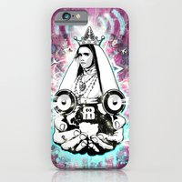 iPhone & iPod Case featuring Poster RB by Rilke Guillén