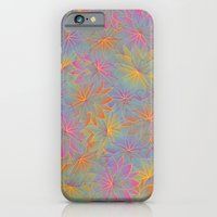 iPhone & iPod Case featuring Flower Sea 3 by HK Chik