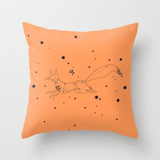 Star Fox Throw Pillow