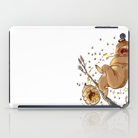 Carl Bear vs. the Bees iPad Case