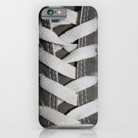 All Laced Up And Nowhere To Go iPhone 6 Slim Case