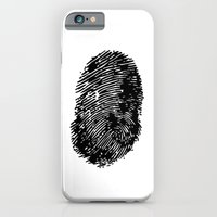 iPhone & iPod Case featuring Identity by Msimioni