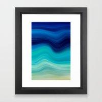 SEA BEAUTY 2 Framed Art Print