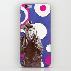 King Tut and the Gunslinger iPhone & iPod Skin
