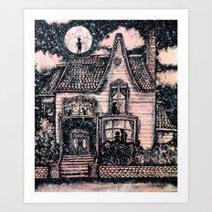 The Darling Family Art Print