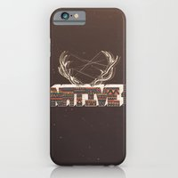 native american iPhone & iPod Cases featuring Native by Pilgrim