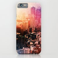 iPhone Cases featuring City of Color by Indulge My Heart