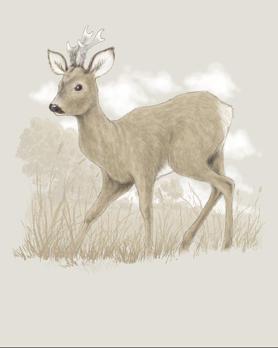 roebuck Art Print