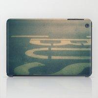 Bus iPad Case