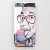 iPhone & iPod Case featuring Urk Man  by DeMoose_Art