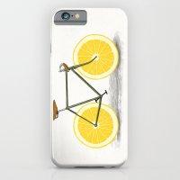 beach iPhone & iPod Cases featuring Zest by Florent Bodart / Speakerine