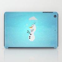 Olaf (Frozen) iPad Case